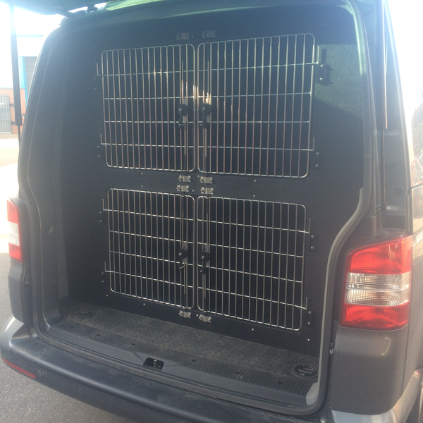 VW T5 Dog Van Conversion